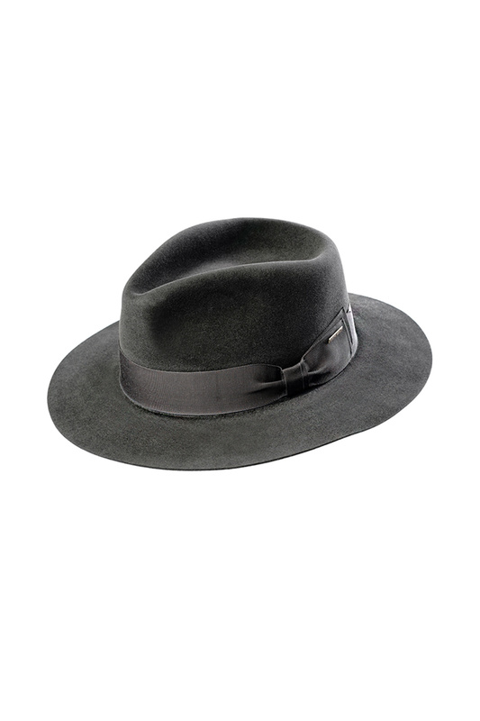Шляпа мужская Pierre Cardin SEAN PC-1011-104 антрацит M