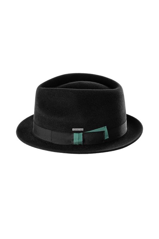 Шляпа мужская Pierre Cardin YANN PC-004-1320 черная L