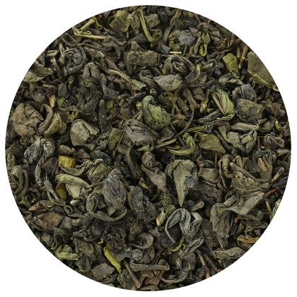 Зеленый чай Ганпаудер (кат. C), 100 г фото