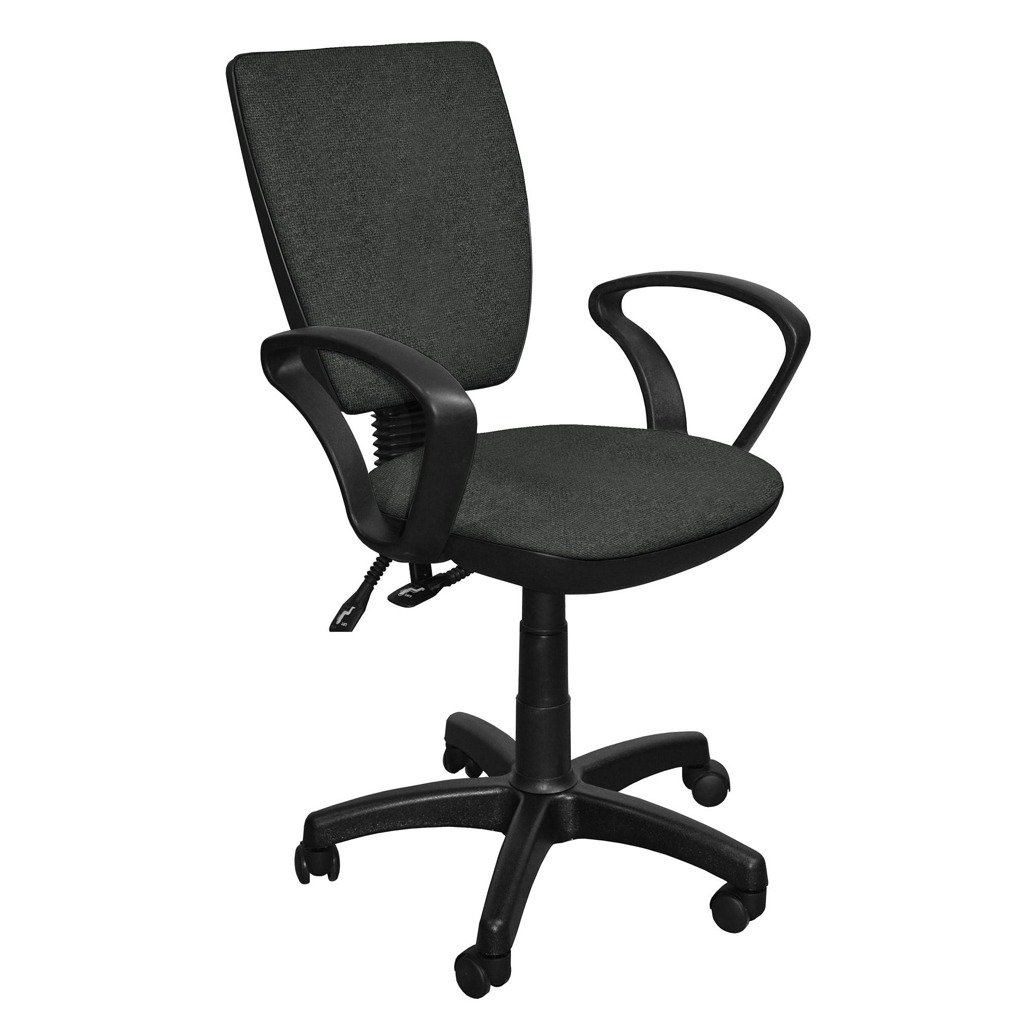 Компьютерное кресло Фактор Ультра люкс 1939014, серый