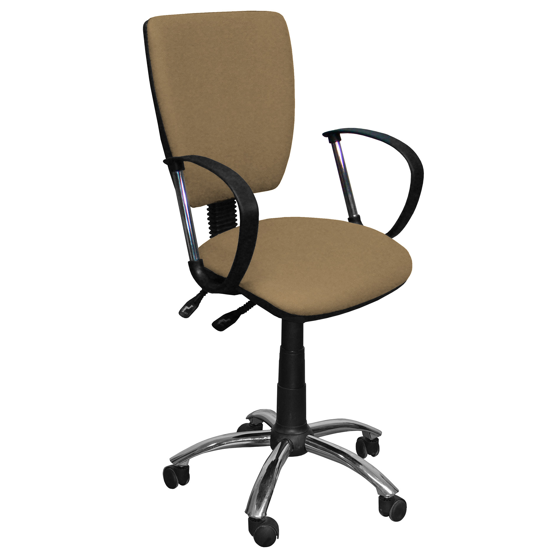 Компьютерное кресло Фактор Ультра люкс 1939349, бежевый