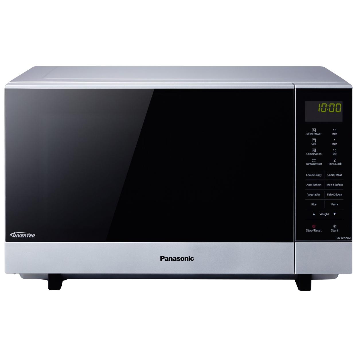 Микроволновая печь с грилем Panasonic NN GF574MZPE