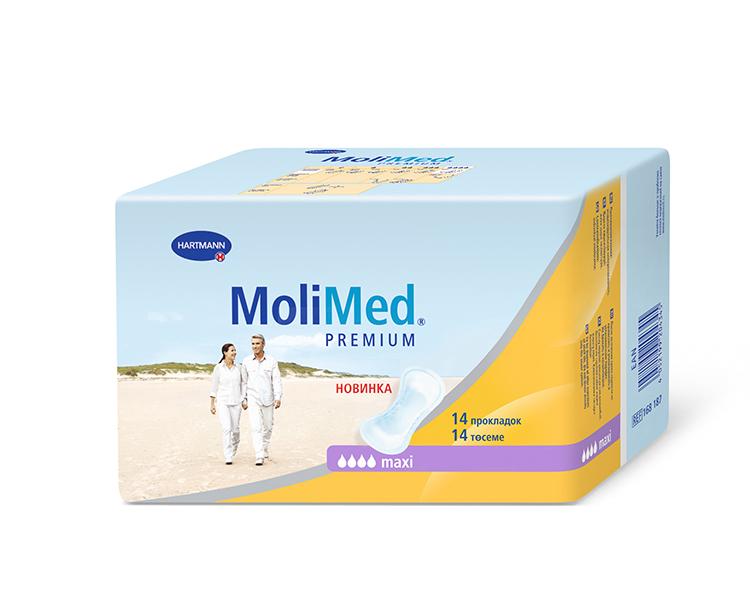 Купить Урологические прокладки Molimed Premium maxi 14 шт.