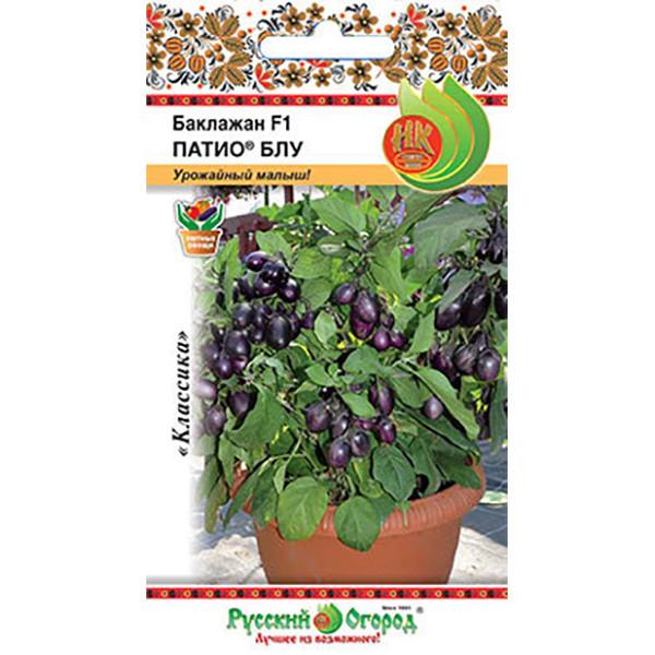 Семена овощей Русский огород 304922 Баклажан