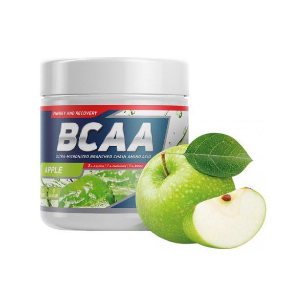 GeneticLab Nutrition BCAA 250 г яблоко