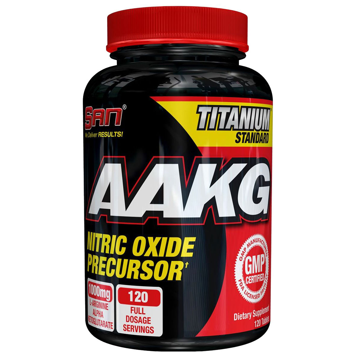 SAN AAKG 120 таблеток без вкуса