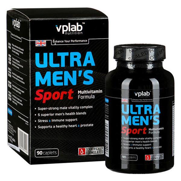 Витаминно минеральный комплекс VPLab Ultra Men's Sport
