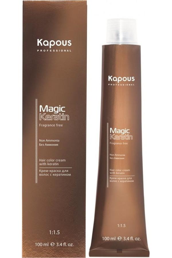 Купить Краска для волос Kapous Professional NA 9.238 Очень светлый блондин ваниль 100 мл