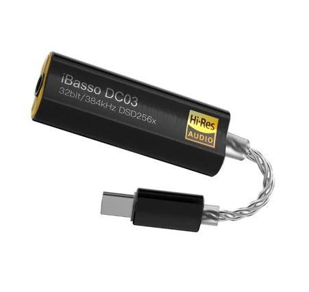 Цифро аналоговый преобразователь iBasso DC03 Black