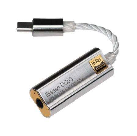 Цифро аналоговый преобразователь iBasso DC03 Silver