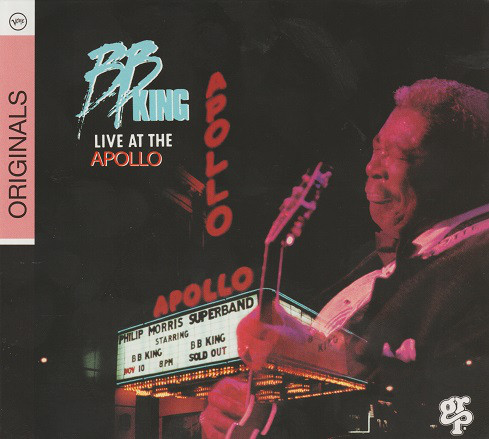 B.B. King - Live At The Apollo (1 CD)