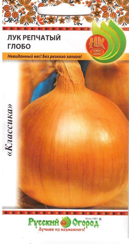 Семена овощей Русский огород 302212 Лук репчатый