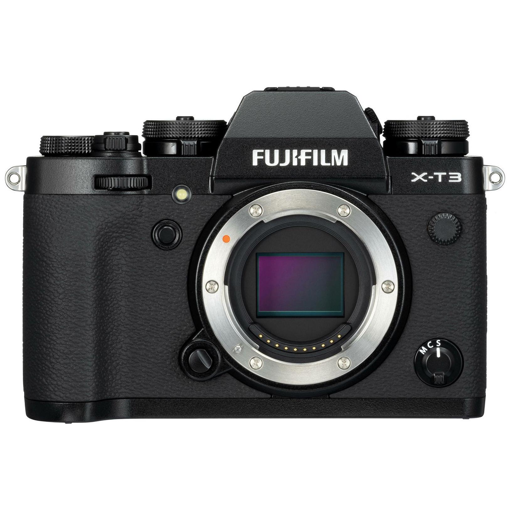 Фотоаппарат системный Fujifilm X T3 Body Black