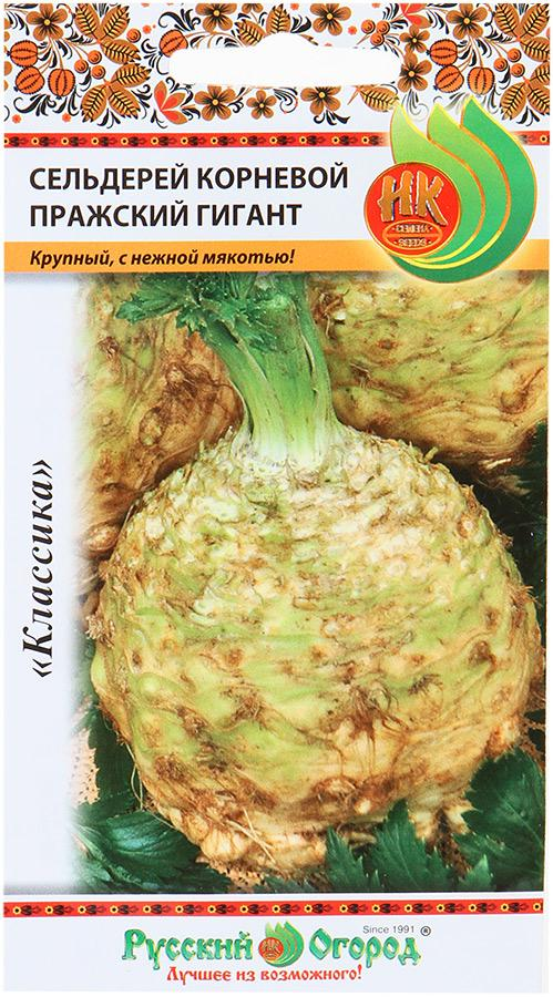 Семена овощей Русский огород 307207 Сельдерей корневой