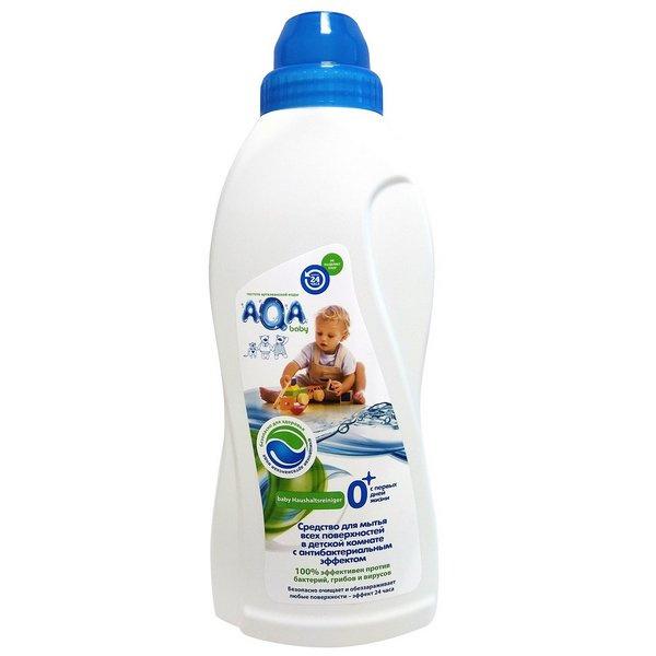 Средство для мытья поверхностей в детской