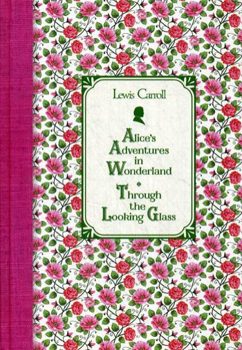 Купить Алиса В Стране Чудес, Алиса В Зазеркалье = Alice'S Adventures In Wonderland, Thro..., Эксмо, Детские фэнтези и фантастика