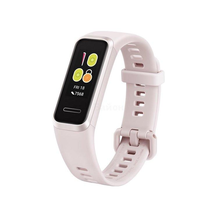 Смарт браслет Huawei Band 4 Pink/Pink (ADS