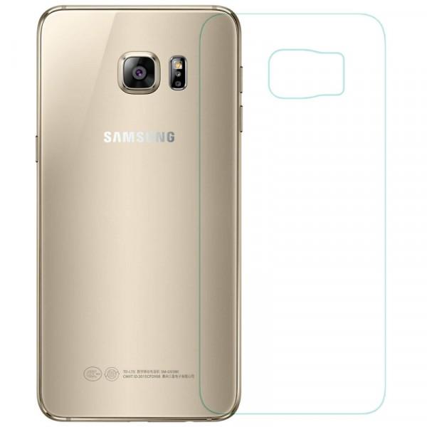 Защитное стекло Nillkin (H) Back для Samsung Galaxy S6 Edge Plus