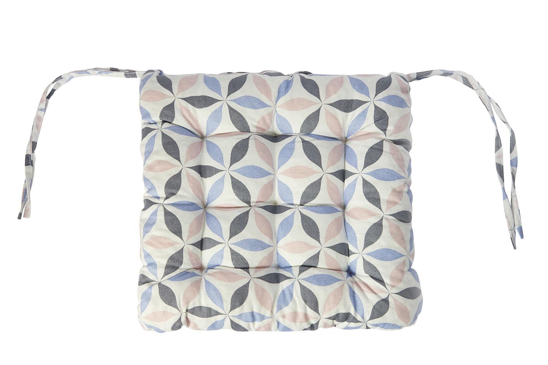 Подушка сидушка Linen Way на завязках