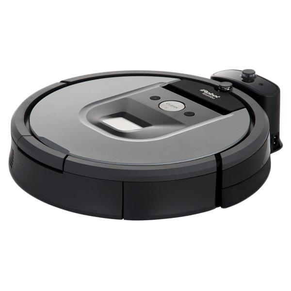Робот пылесос iRobot Roomba 960 Black