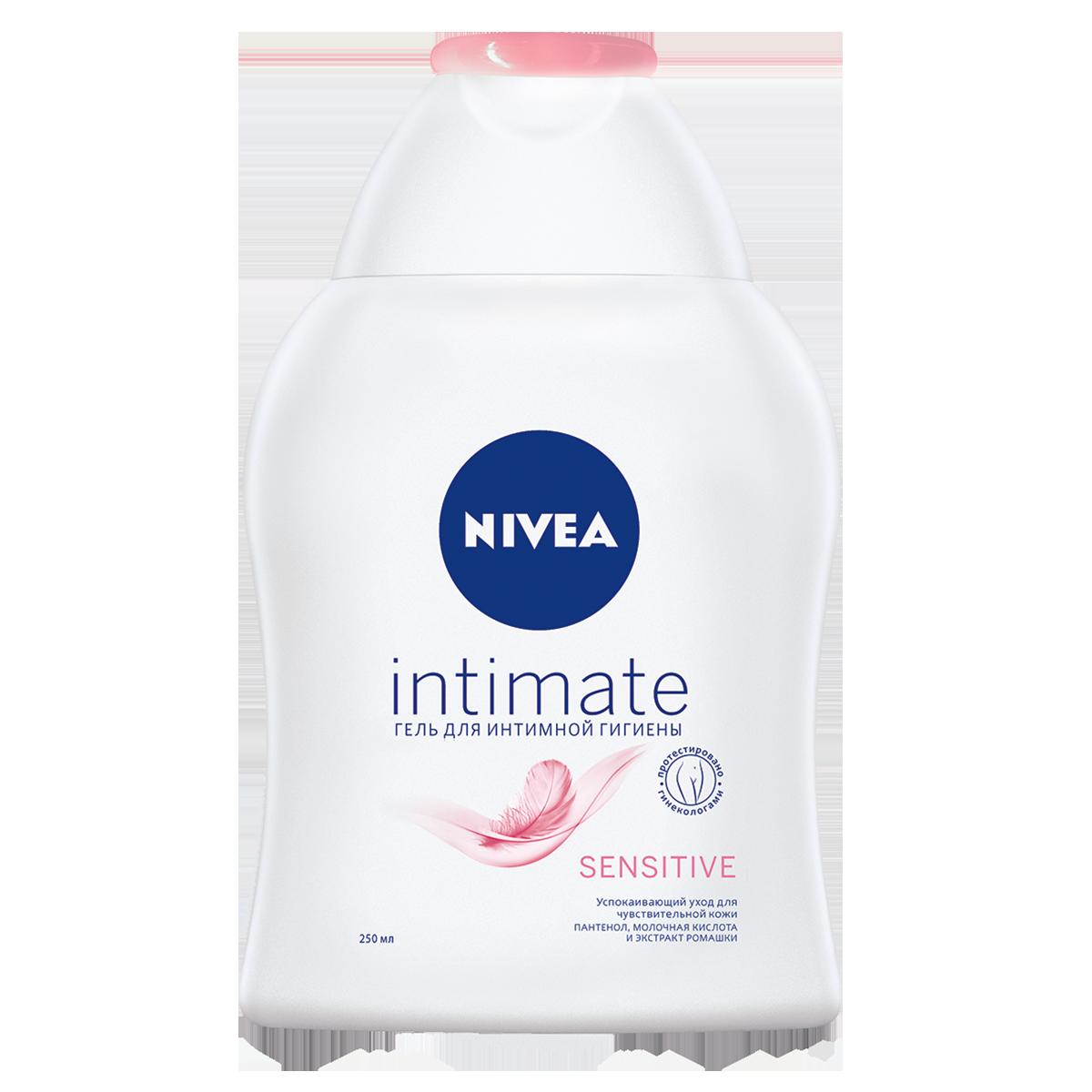Купить Средство для интимной гигиены NIVEA SENSITIVE 250 мл