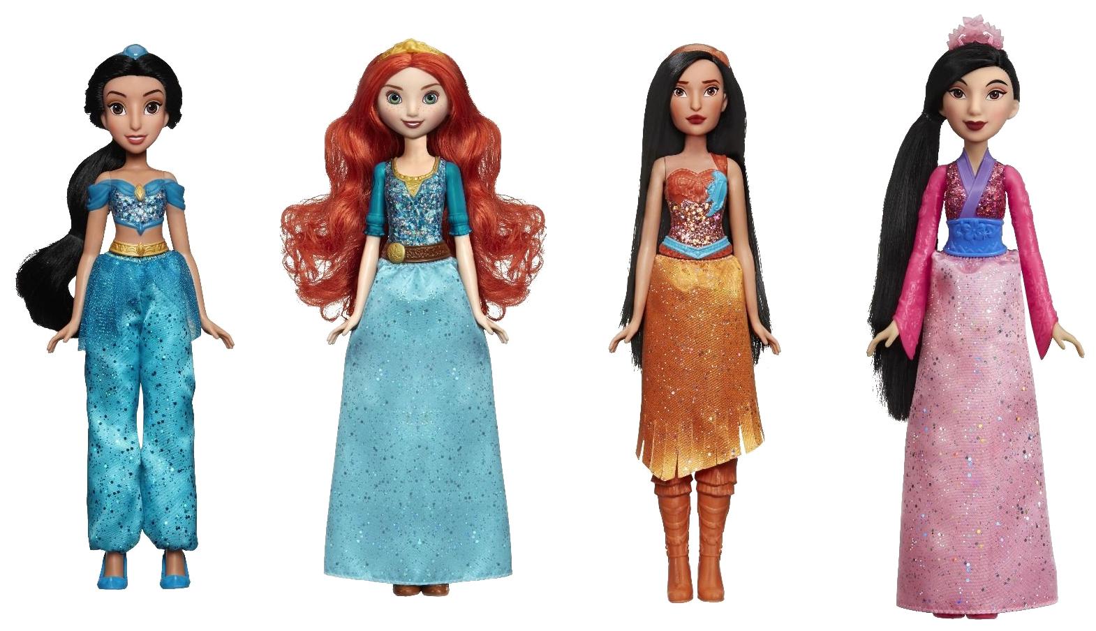 Купить Disney Princess. Кукла Принцесса Дисней С, S19, Hasbro, Коллекционные куклы