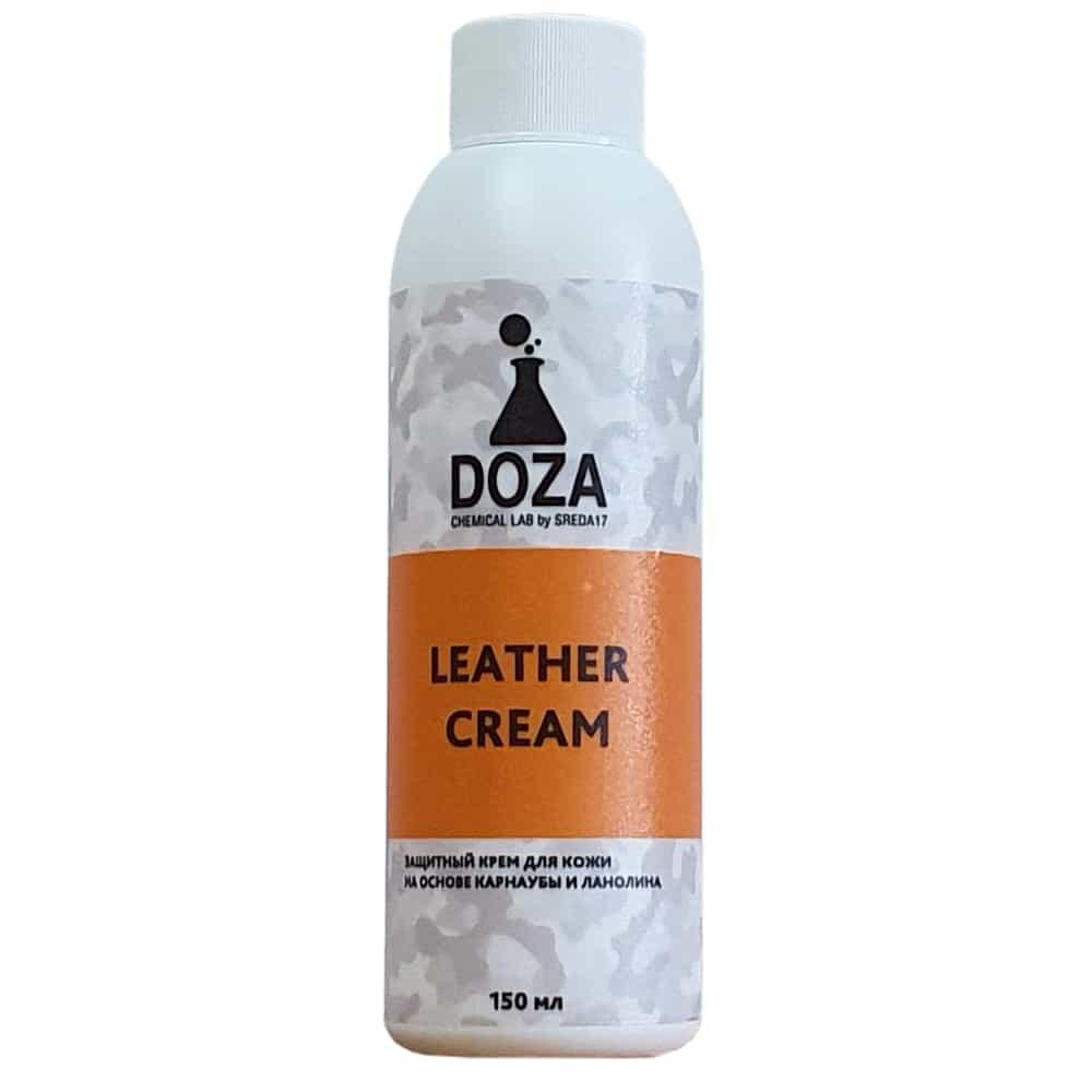 Крем для кожи DOZA Leather Cream 150мл
