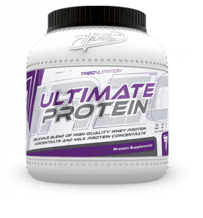 Протеин Trec Nutrition Ultimate Protein 1500 г Vanilla фото