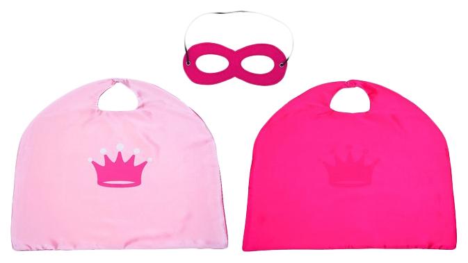 Карнавальный костюм Sima land Принцесса, цв. розовый