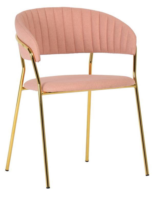 Стул Bradex Home Turin светло-розовый/FR 0322