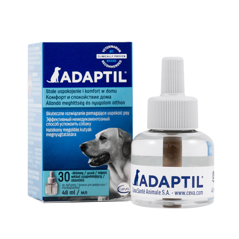 Модулятор поведения для собак Сева Adaptil, флакон
