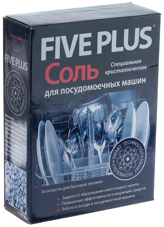 Соль д/ППМ FIVE PLUS/15кг.
