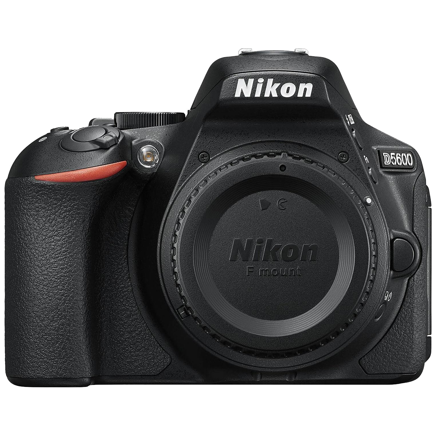 Зеркальный фотоаппарат Nikon D5600 Black фото