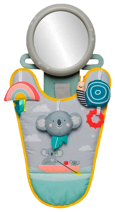 Купить Taf Toys 12485 Таф Тойс Развивающий центр для автомобиля Коала , Развивающие центры для детей