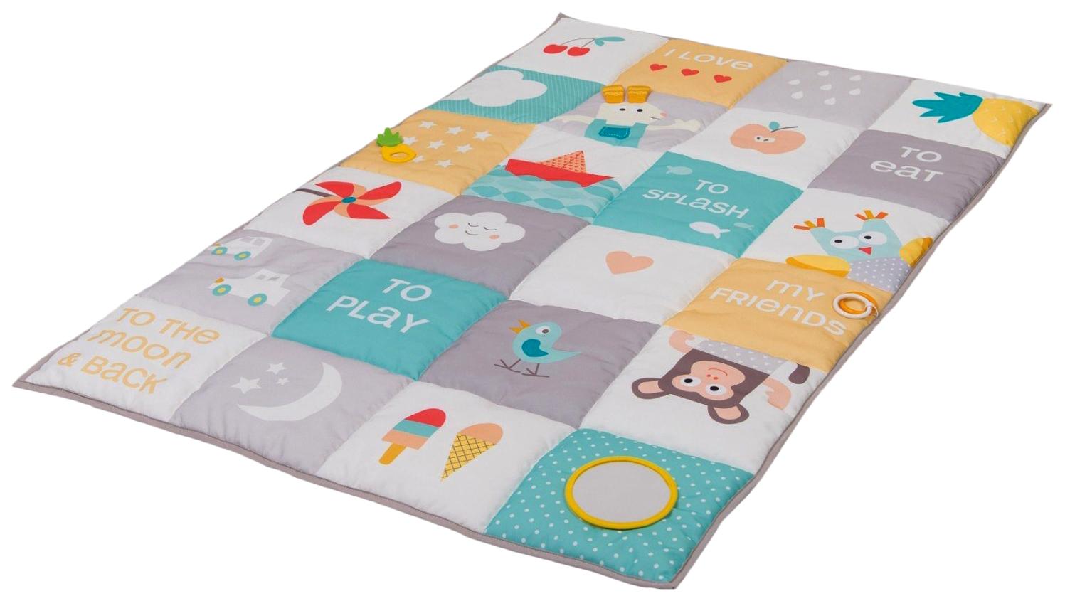 Купить Taf Toys 12175 Таф Тойс Развивающий коврик Пикник 150*100,