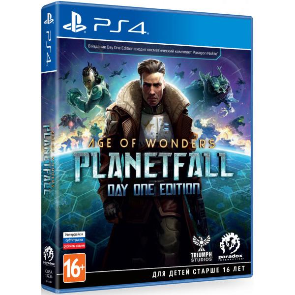 Игра Age of Wonders: Planetfall Day One Edition для PlayStation 4
