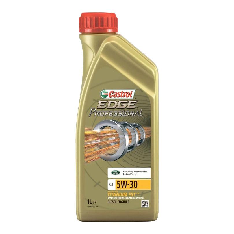 Моторное масло Castrol Edge Professional 5W-30 1л C1