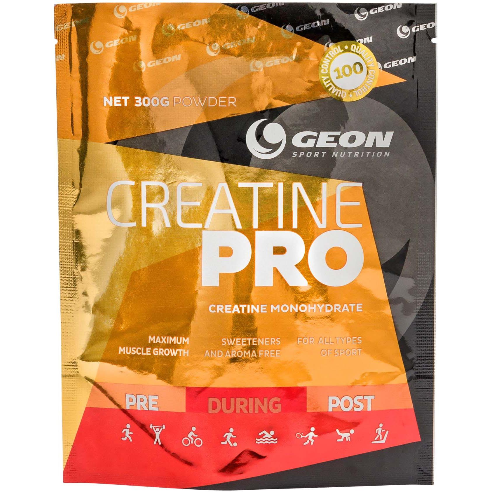 Geon Creatine Pro Powder 300 г без вкуса фото
