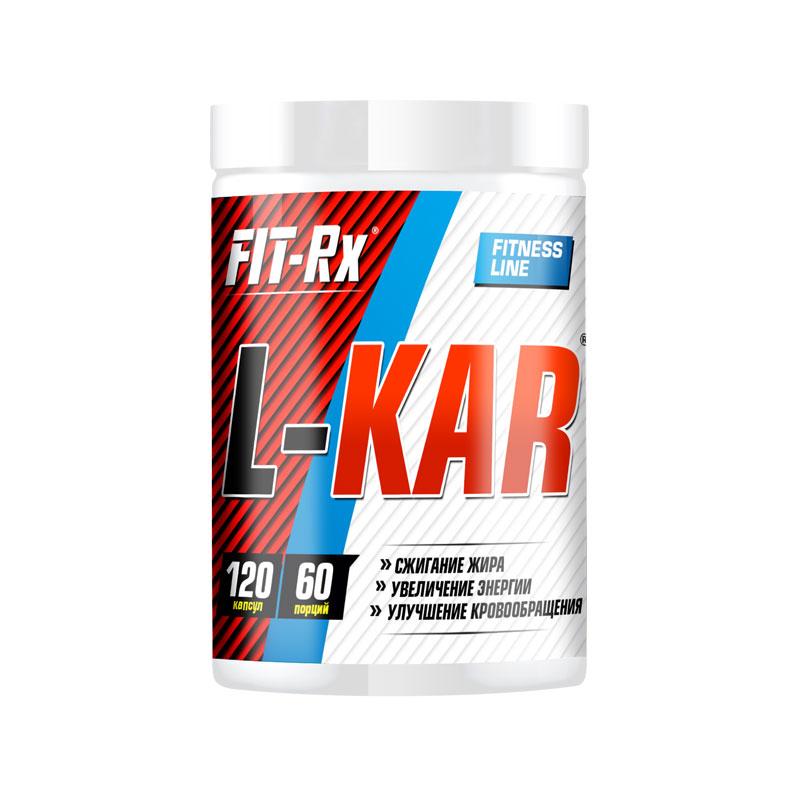 FIT-Rx L-Kar, 120 капсул фото