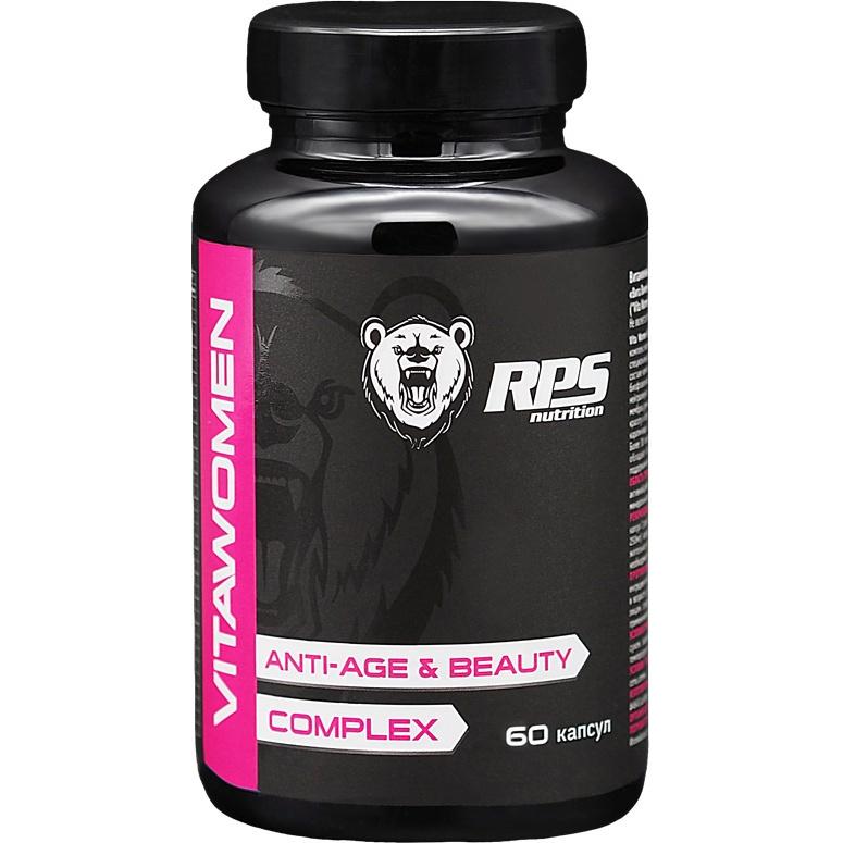 Витаминно минеральный комплекс RPS Nutrition Vitawomen 60 капсул