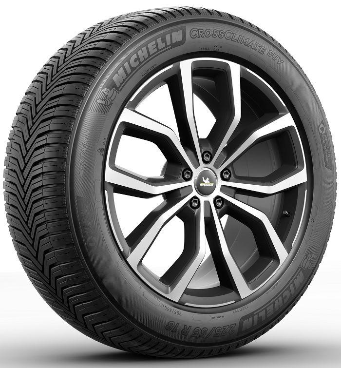 Шины MICHELIN CrossClimate SUV 235/55 R18 104V