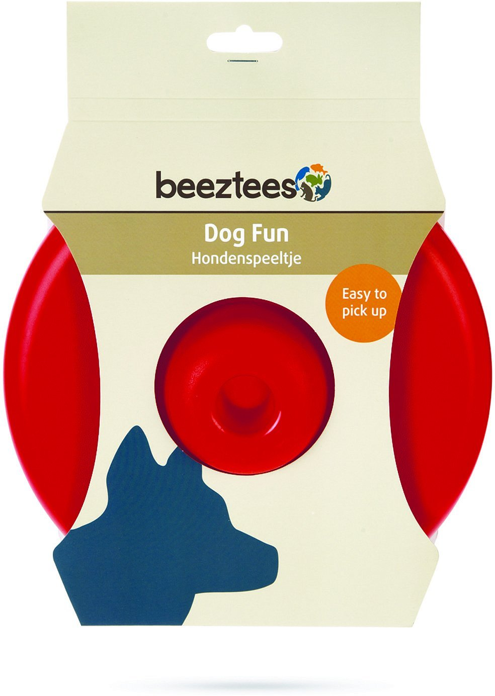 Апорт для собак Beeztees Фрисби, в ассортименте,