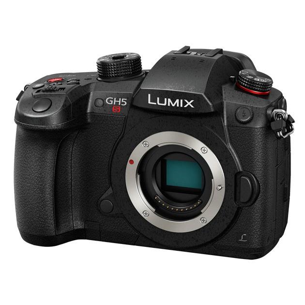 Фотоаппарат системный Panasonic Lumix DC GH5S Body