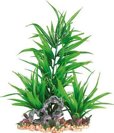 Искусственное растение для аквариума TRIXIE  Plastic