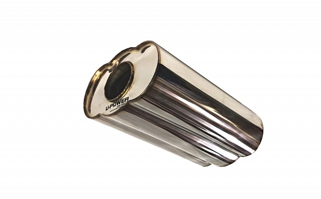Глушитель универсальный U Power U Power MAB.UM.220.400/76