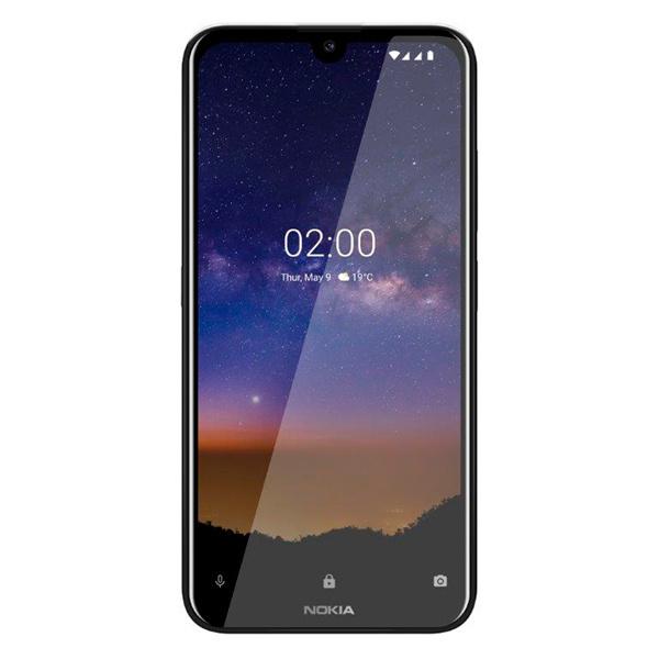 Смартфон Nokia 2.2 DS TA-1188 16Gb Black фото