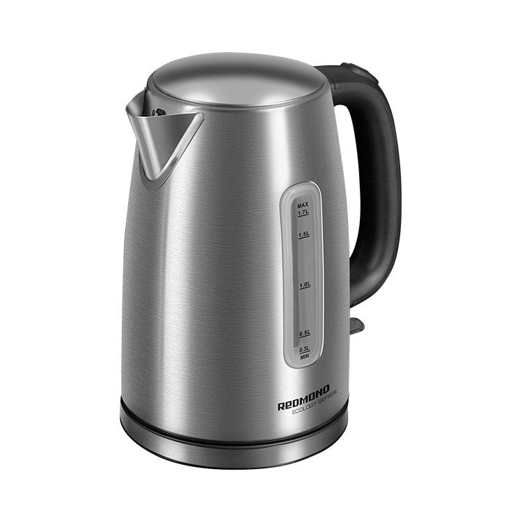 Чайник электрический Redmond RK M 155 Black/Silver