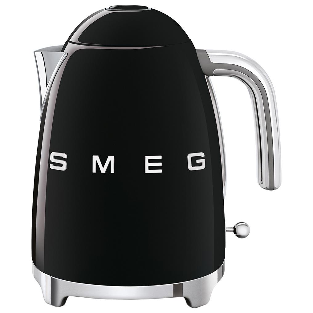 Чайник электрический Smeg KLF03BLEU Black