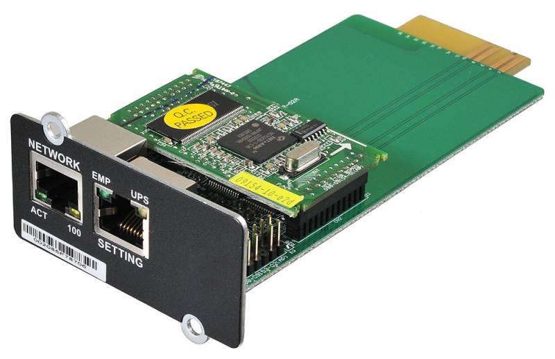 Модуль Ippon NMC SNMP card Innova RT/Smart
