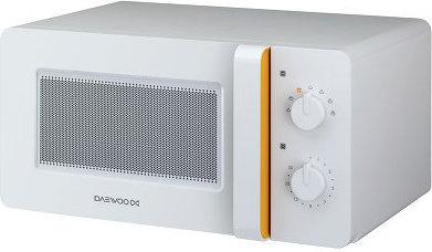 Микроволновая печь соло Daewoo KOR 5A67 White/Orange